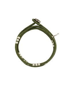 M. COHEN | Layer Knotted Wrap Bracelet