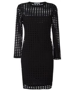 Alexander Wang | Circular Hole Dress Xs Polyester/Spandex/Elastane/Rayon/Rayon