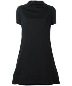Io Ivana Omazic | Shortsleeved Dress 44 Polyester/Wool/Viscose
