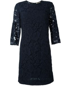 Burberry | Carrie Lace Dress 12 Cotton/Viscose/Polyamide/Spandex/Elastane