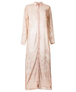 Adriana Degreas | Long Beach Dress P Cotton