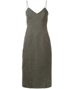 Christopher Esber   Dakota Dress 8 Linen/Flax