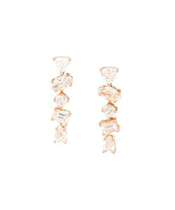 KIMBERLY MCDONALD | 18k Diamond Stud Earrings