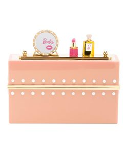 Charlotte Olympia | Barbie World Clutch