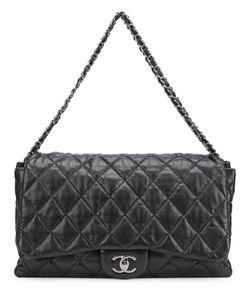 Chanel Vintage | Maxi Accordion Flap Bag