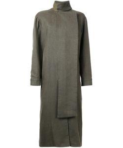 Christopher Esber | Hunter Coat 8 Silk/Cotton/Linen/Flax
