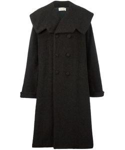 Comme Des Garcons   Comme Des Garçons Vintage Oversized Faux Fur Coat Large