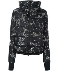Moncler Grenoble | Printed Padded Jacket Ii Polyamide/Polyester/Feather Down