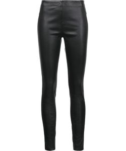 Veronica Beard | Leather Leggings 4 Leather