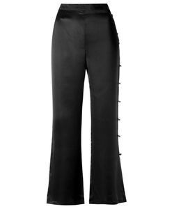 Adriana Degreas | Flared Trousers Medium Silk