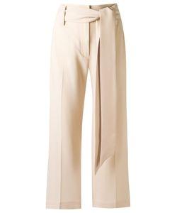 GIULIANA ROMANNO | High Waisted Culottes 40 Polyester/Acetate