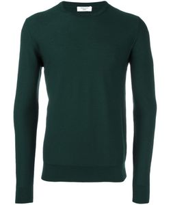 FASHION CLINIC | Classic Crew Neck Jumper 48 Wool