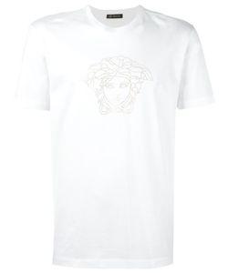 Versace   Medusa Studded T-Shirt Large Cotton