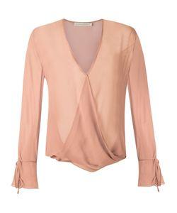 GIULIANA ROMANNO | Sheer Shirt 38 Silk