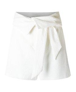 GIULIANA ROMANNO | Texturized Shorts 36 Cotton