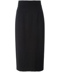 YOHJI YAMAMOTO VINTAGE | Mid Length Skirt Small