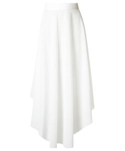 GIULIANA ROMANNO | Midi Panelled Skirt 42 Cotton