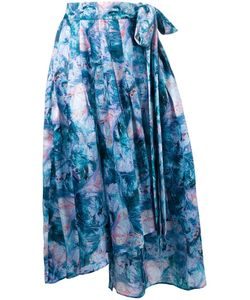 GINGER & SMART | Aurora Wrap Skirt 10 Viscose
