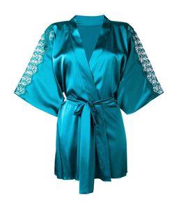 Fleur of England | Capri Robe S/M Silk/Polyester/Spandex/Elastane