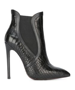 GIANNI RENZI | Stiletto Ankle Boots 37 Leather Gd1362a11760910