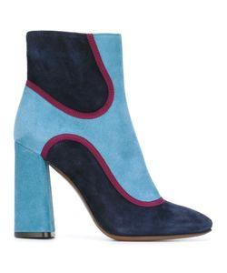 L' Autre Chose | Lautre Chose Two-Tone Boots 36 Suede/Leather Osd29711wp0612e42811757109