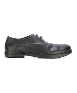 Marsell   Marsèll Round Toe Derby Shoes 41 Leather/Rubber Mm1343706611758149