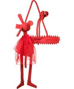 WALTER VAN BEIRENDONCK VINTAGE | Walter Van Beirendonck Doll Shoulder Bag Cotton