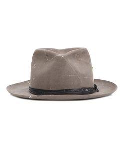 NICK FOUQUET | Trilby Hat 57 Wool Felt