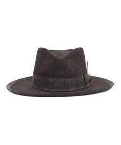 NICK FOUQUET | Western Hat 58 Wool Felt