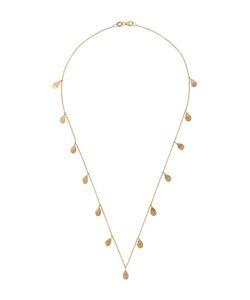 JAGGA   Teardrop Pendant Necklace