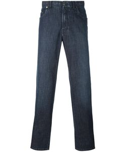 Brioni | Slim-Fit Jeans 35 Cotton/Spandex/Elastane/Wool