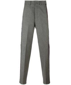Ami Alexandre Mattiussi   Side Stripe Tailored Trousers 46