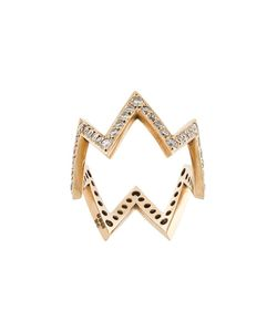 JAGGA | Ikat Diamond Ring