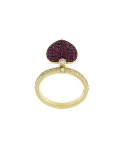 JAGGA | Diamond Love Heart Ring