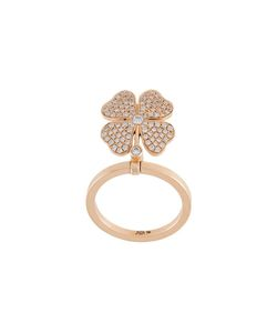 JAGGA | Four Leaf Clover Diamond Ring