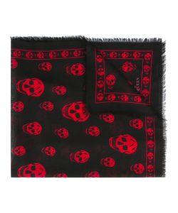Alexander McQueen | Skull Scarf Silk/Modal
