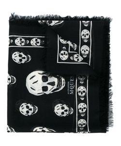 Alexander McQueen | Skull Print Scarf Modal/Silk
