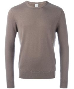 Eleventy | Crew Neck Slim-Fit Jumper Small Cashmere