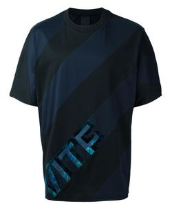 JUUN.J | Striped T-Shirt 46 Cotton/Polyester