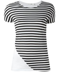 Rag & Bone/Jean | Rag Bone Jean Striped T-Shirt Xs Cotton