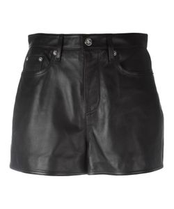 Calvin Klein Jeans | Mini Leather Skirt 29 Lamb