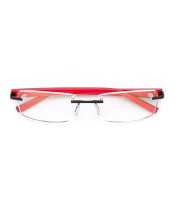 Tag Heuer | Rectangular Shaped Glasses Acetate/Metal Other