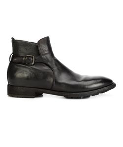 Officine Creative | Princeton Boots 41.5 Leather/Rubber