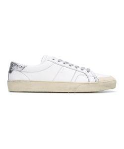 Saint Laurent | Court Classic Sl/37 Sneakers 37 Rubber/Leather