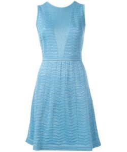 Missoni | M Flared Dress 40 Polyamide/Viscose/Polyester/Polyester