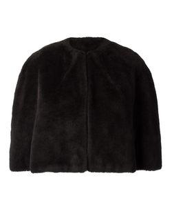 YOHJI YAMAMOTO VINTAGE | Faux Fur Knit Bolero Medium