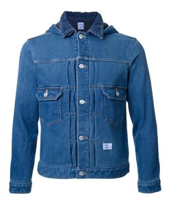 Bedwin & The Heartbreakers | Hooded Denim Jacket 1