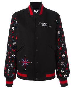 Opening Ceremony | Varsity Bomber Jacket Xs Wool/Viscose/Polyester