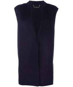 SYSTEM | Sleeveless Coat Small Cashmere/Wool