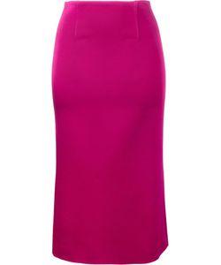 Roland Mouret | Arreton Skirt 6 Acetate/Viscose/Polyurethane